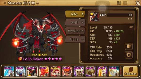 jual id summoners war