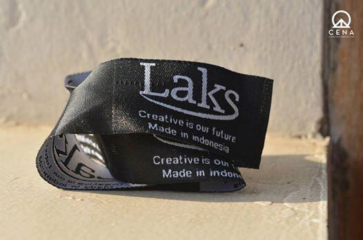 Label Baju Distro | Woven | Satin | Printing |Bandung | Jakarta