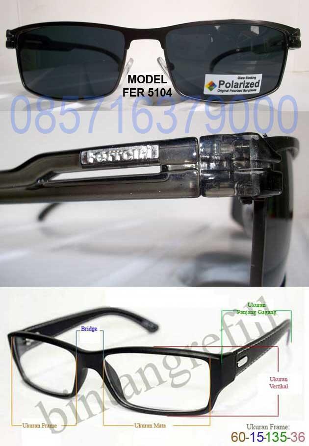 Murah! Kacamata polaris polarized glasses
