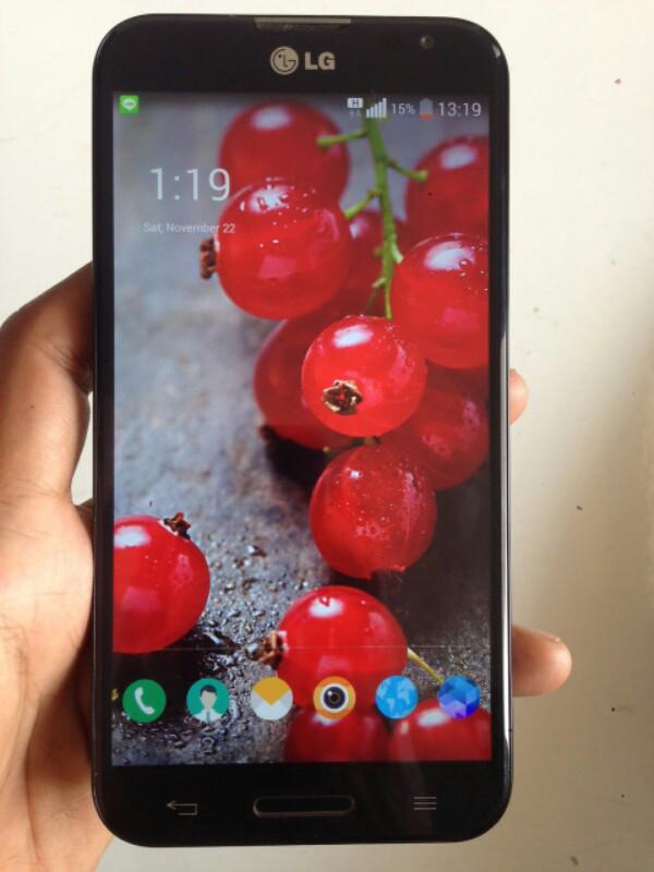 LG G Pro E988 99% Fullset Istimewa Garansi Panjang Murah Semarang
