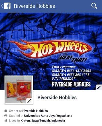 WTS Diecast Hotwheels - Riverside Hobbies
