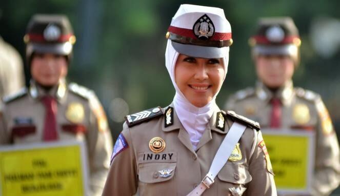 Alhamdulillah, Perkap Jilbab Polwan Rampung