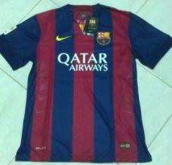 Ready Stock Jersey Barcelona Home & Away and 3rd [ 2014 / 15 ]