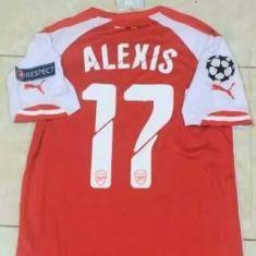 Ready Stock Jersey Arsenal with Nameset BPL and Champions [ promo akhir tahun gan ! ]