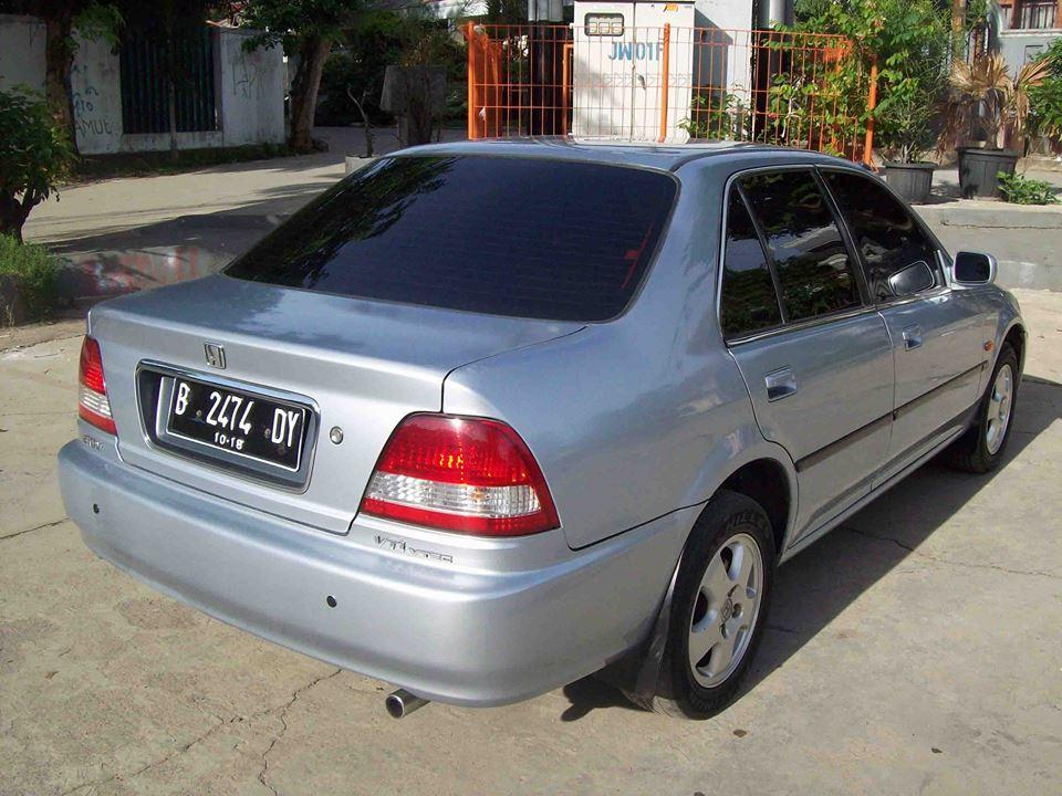 Honda City Z V-Tech 1.5 AT 2000