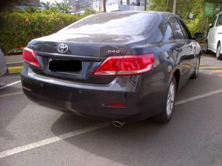 DIJUAL Toyota All New Camry 2.4 G Facelift Hitam 2011 SRecord 209jt?? [FOCUS MOTOR]