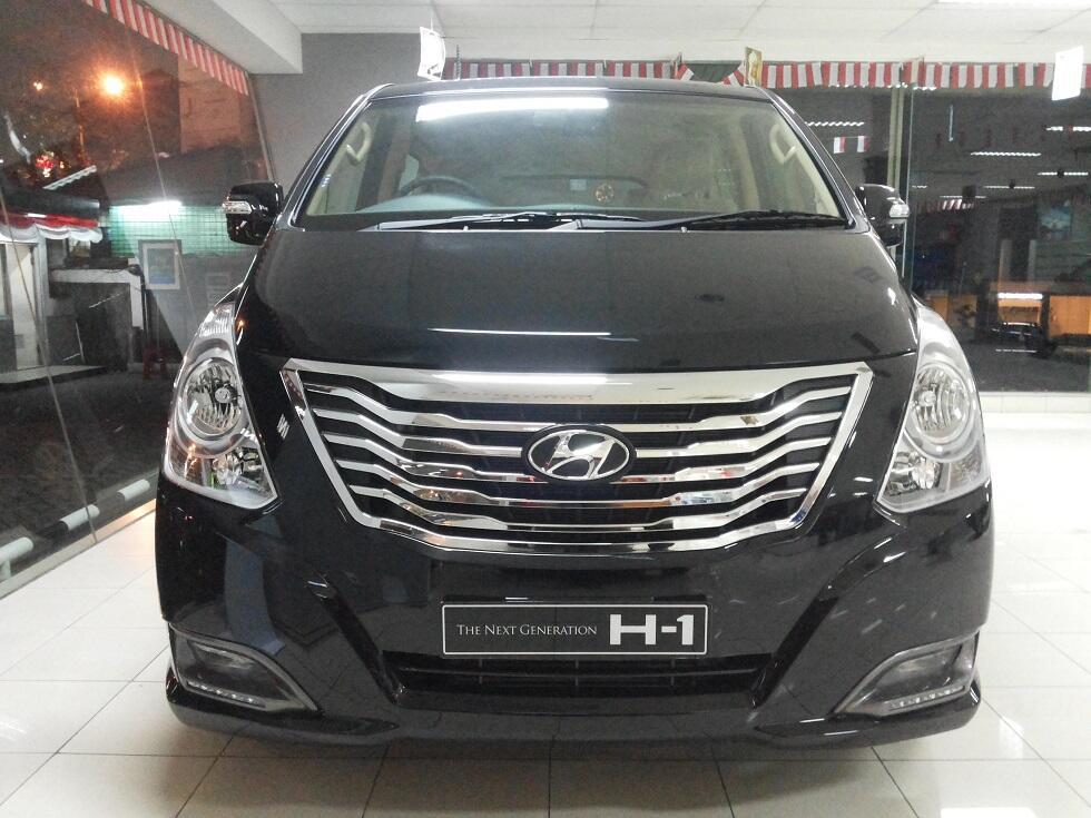 HYUNDAI NEW H1 NEXT GENERATION HARGA SPECIAL AKHIR TAHUN & STOCK SANGAT TERBATAS