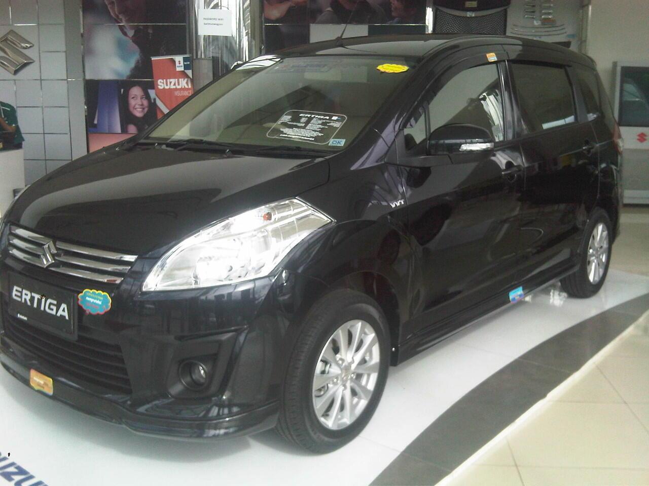Suzuki Ertiga GL Ertiga GX Promo Akhir Tahun Diskon Besar Bonus Menarik