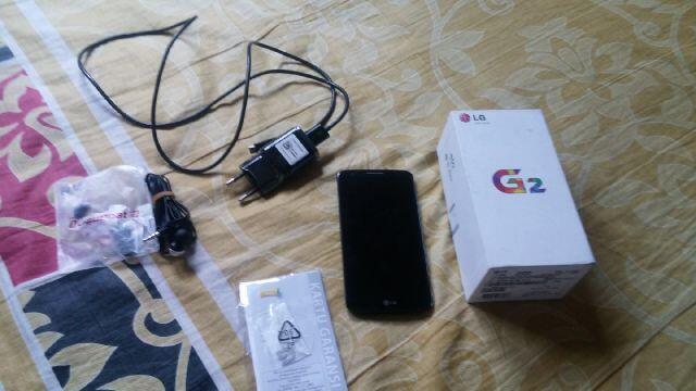 LG G2 D802 Black 32 gb fullset mulus spek di atas s4,note 2