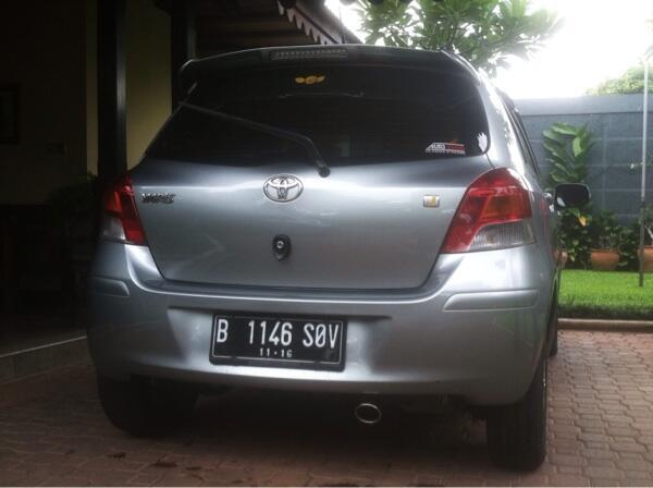 Toyota Yaris J Matic 2011 Tangerang Selatan Ciputat