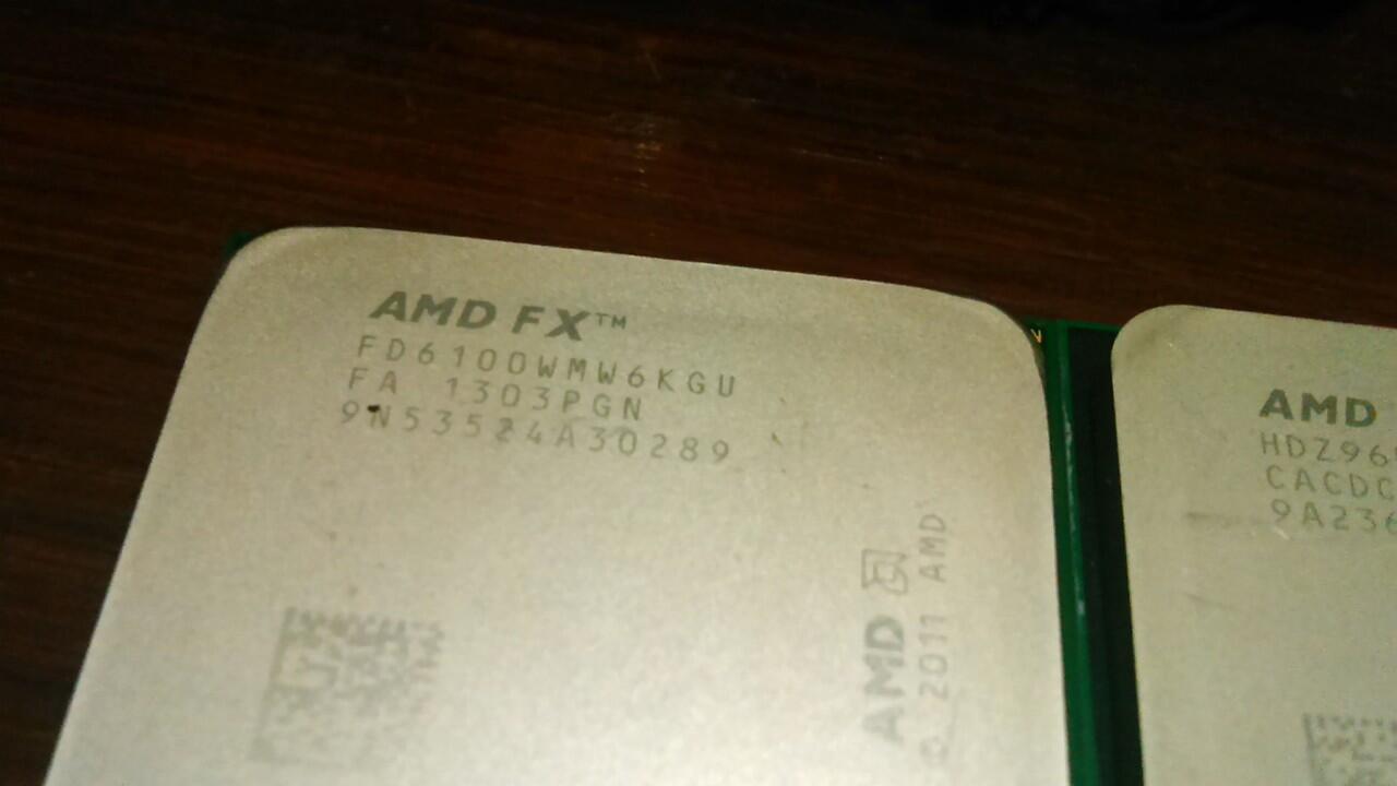 [SEPAKET] MSI 990FXA-GD80 + FX6100, Like New, Super Fullset,Garansi Panjang [BANDUNG]