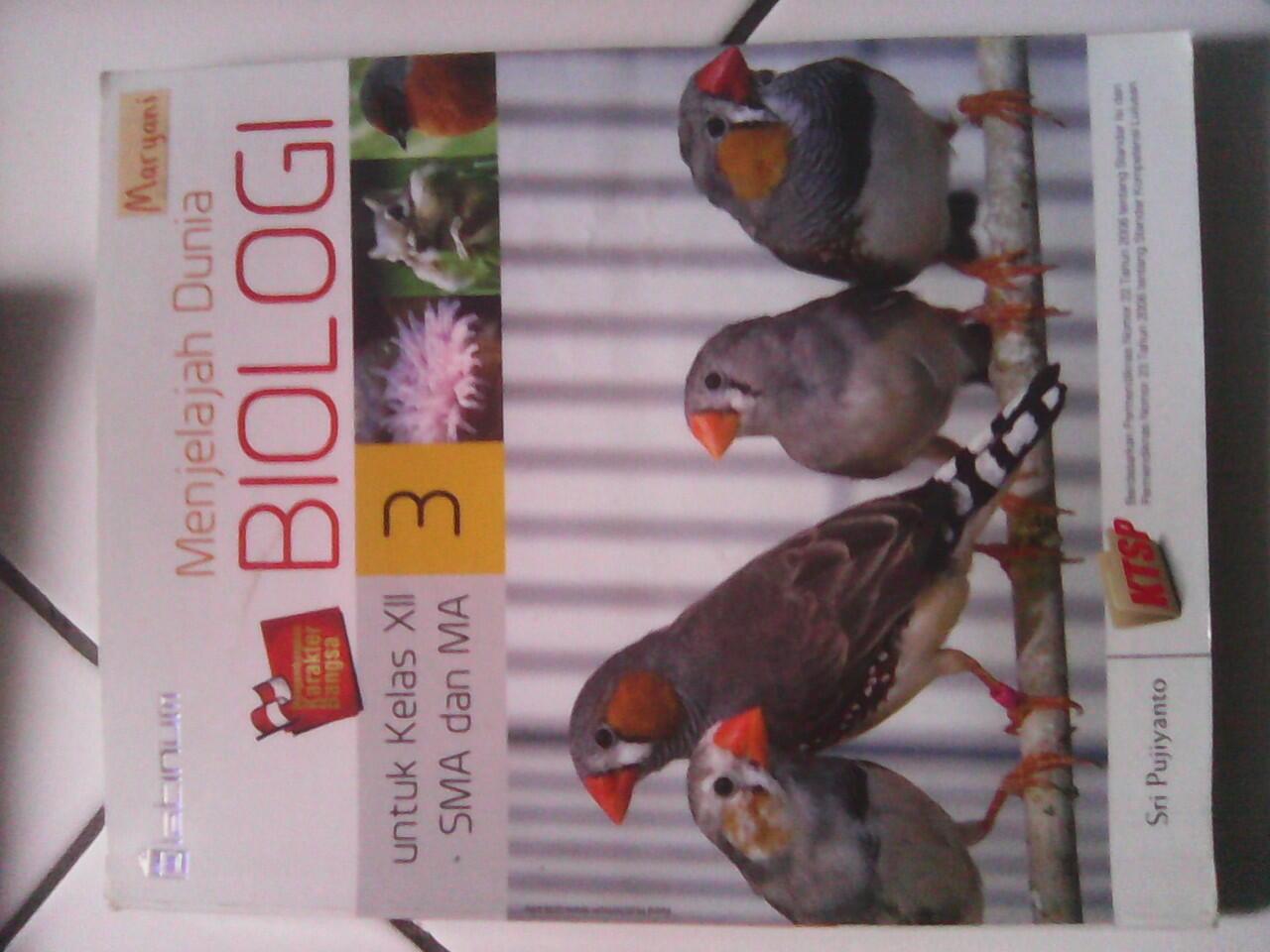 Buku biologi sma b bigifood