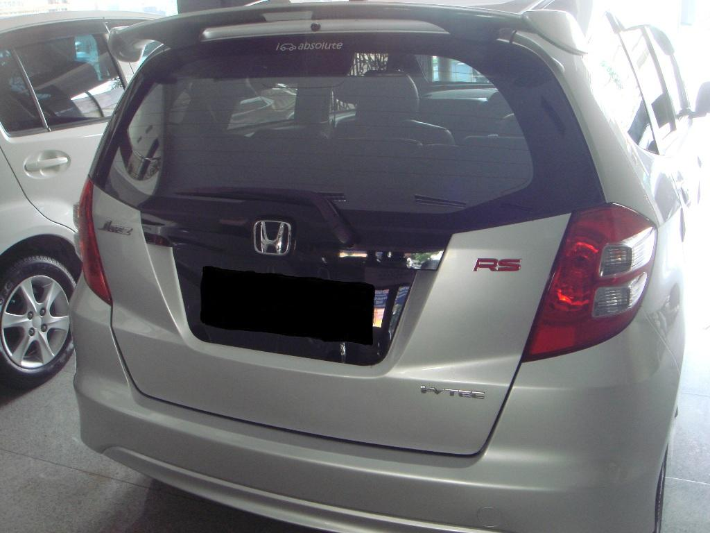 MM Mobil - All New Jazz RS A/T 2008