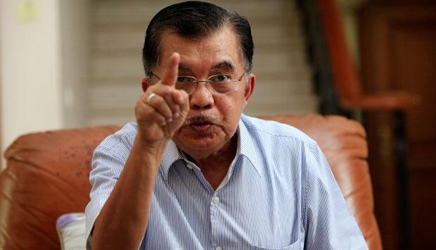 Jusuf Kalla Yakin Target 50% Berantas Korupsi Bisa Tercapai
