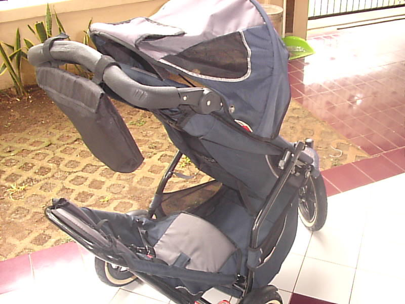 stroller double/tandem : Phil and Ted Sport