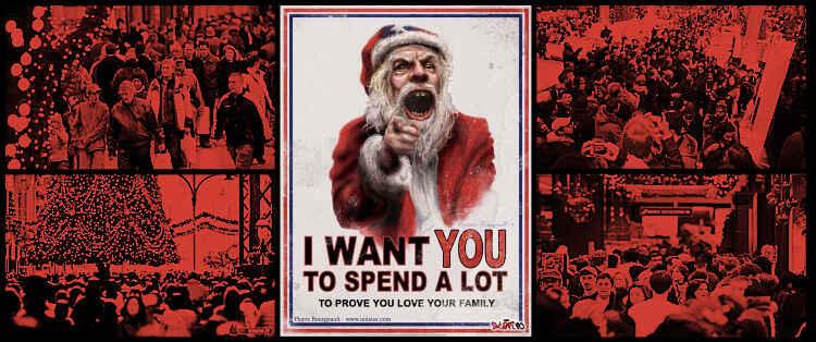 Pusat Perbelanjaan Mulai Berikan Promo Natal