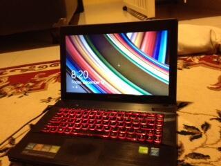 Laptop Gaming Y410P - GT755M