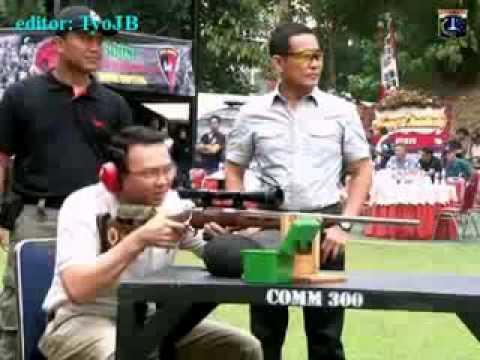 Panglima TNI : Ahok BISA MINTA BANTUAN PANGDAM BILA ADA APA - APA