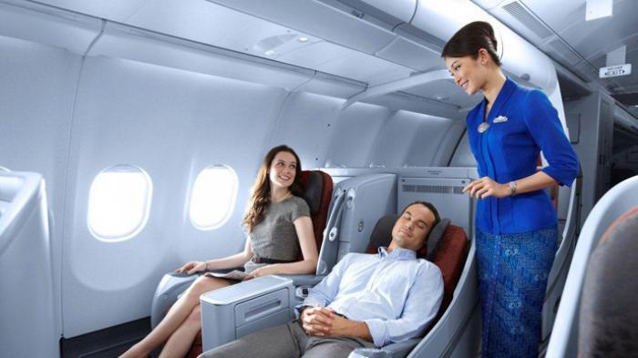 Skytrax Beri Predikat Bintang Lima Untuk Garuda Indonesia