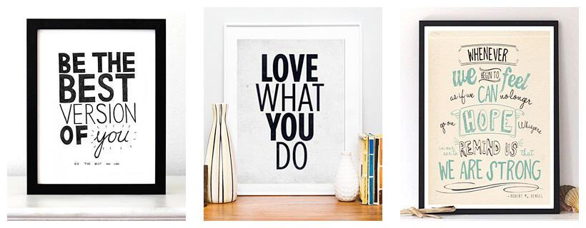 typography keren tentang semangat hidup kaskus