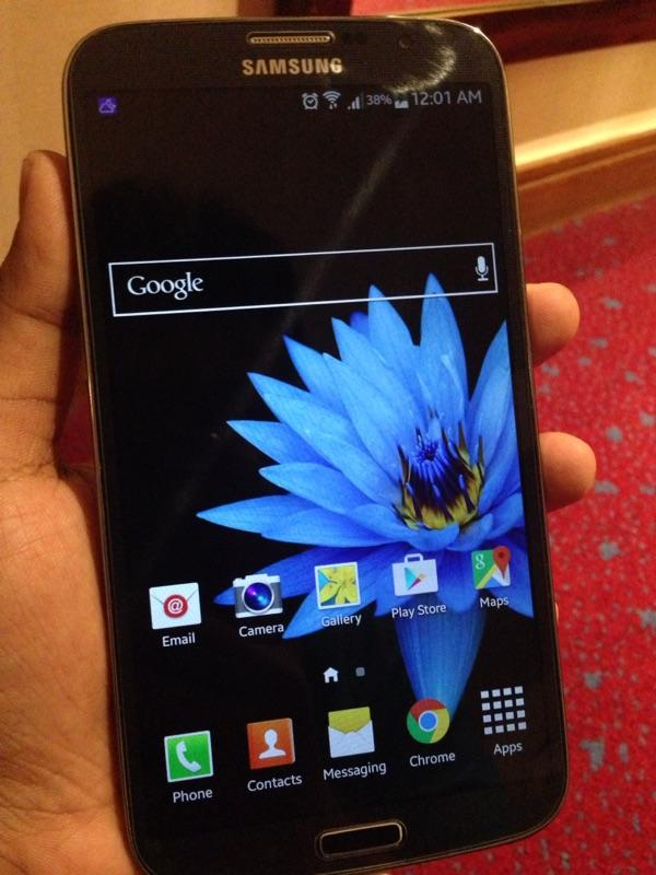 WTS Samsung Galaxy Mega 6.3