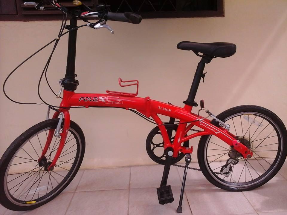 Harga Sepeda Lipat Bekas