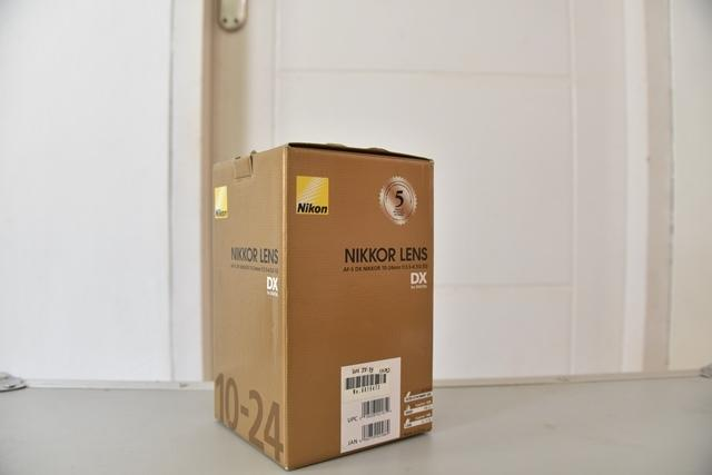Jual Lensa Wide Nikon 10-24 F3.5-.4.5