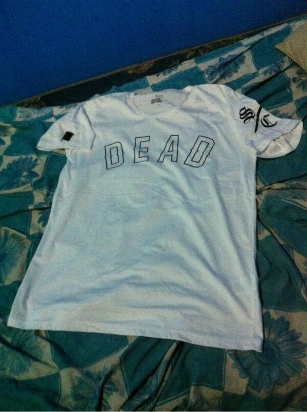 Drop Dead Tees original