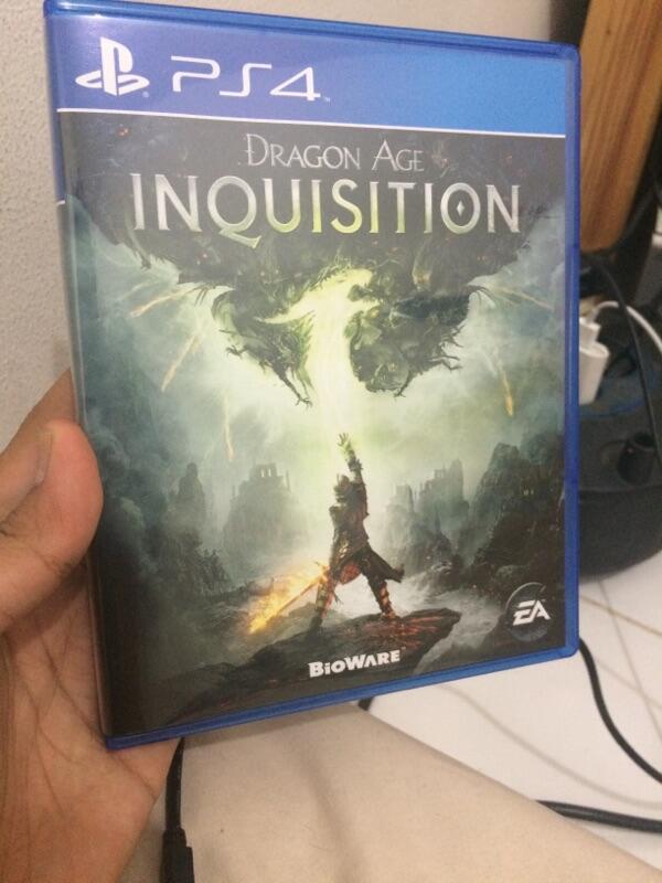 Wts Dragon age inquisition ps 4 atau barter dengan gTa v gta 5.