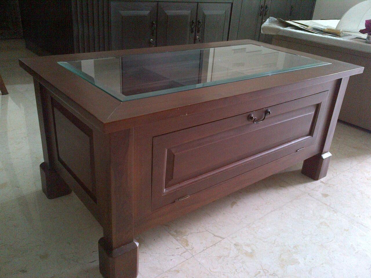 Furniture Solid Wood, beli 1 set lebih murah.