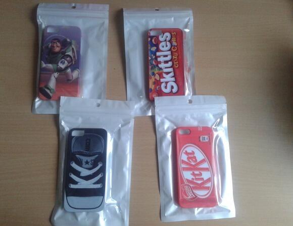 Case Iphone 4, 4s, 5, 5S