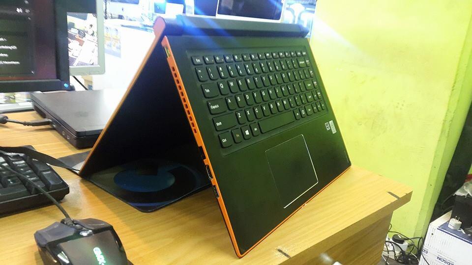 Lenovo Flex 14 core i3 4010|ddr3 4GB|hdd 500| TOuchSCreen MURAH AJA MULUS