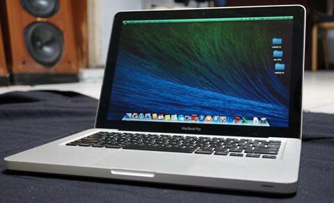 Macbook Pro 13 MD101 i5 2.5GHz Mid 2012 Murah saja