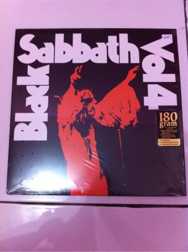 Piringan Hitam Black Sabbath