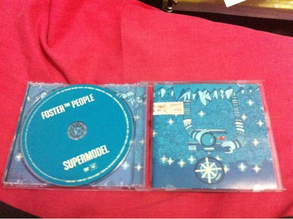 CD foster the people malang