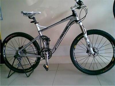 """Terjual Sepeda Polygon """"COLLOSUS AX 3.0 di jual murah KASKUS"""