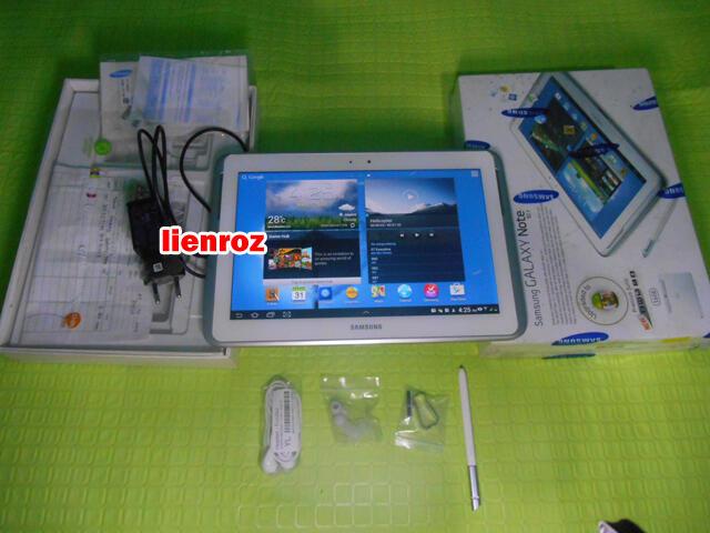 Samsung Galaxy Note 10.1 N8000 Jual Punya Bini Ane (Istimewa) - Rekber/COD OKE