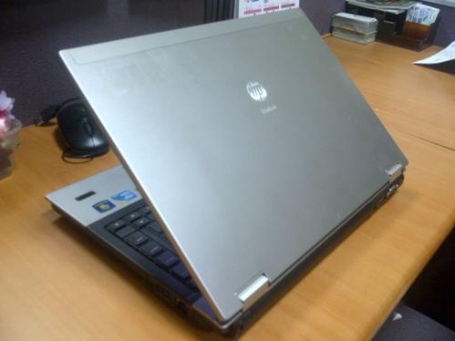 HP EliteBook 8440p. Core i5. VGA NVIDIA NVS 3100M. Fingerprint. Windows 7 Pro