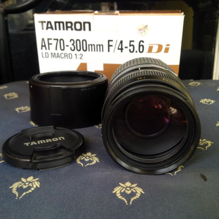 tamron 70-300mm for canon