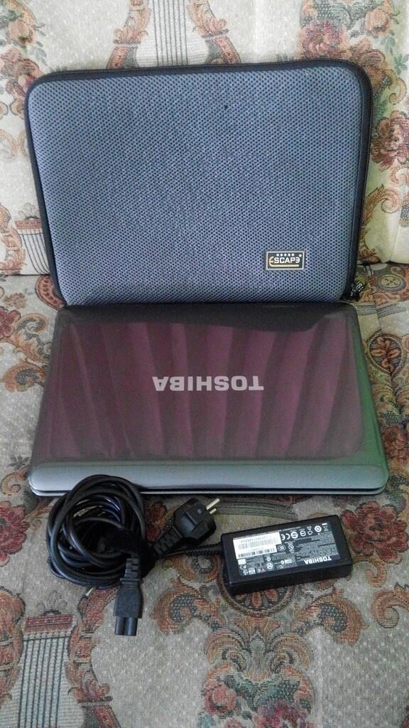 [WTS] Notebook Toshiba Satellite L645 i5 - 3M (Murah, Mulus, Mantap!!!)