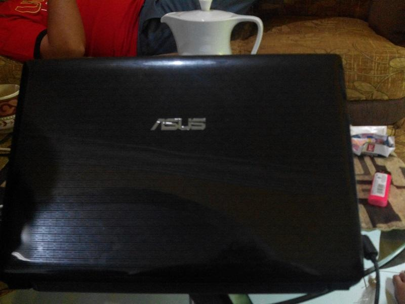 jual laptop Gaming asus A43S i5