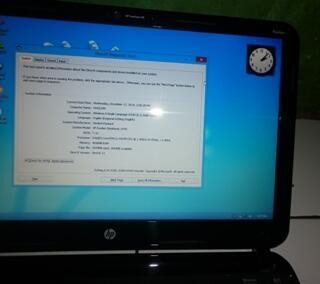 Hp SleekBook Slim Core i3 2367M 4GB 500GB Nvidia GT 630M MULUS