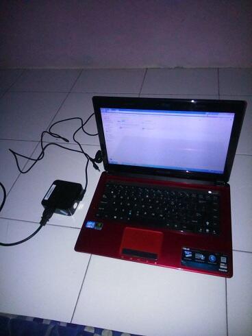 ASUS A43S CORE i3-2350M II VGA NVIDIA GT610M 2GB