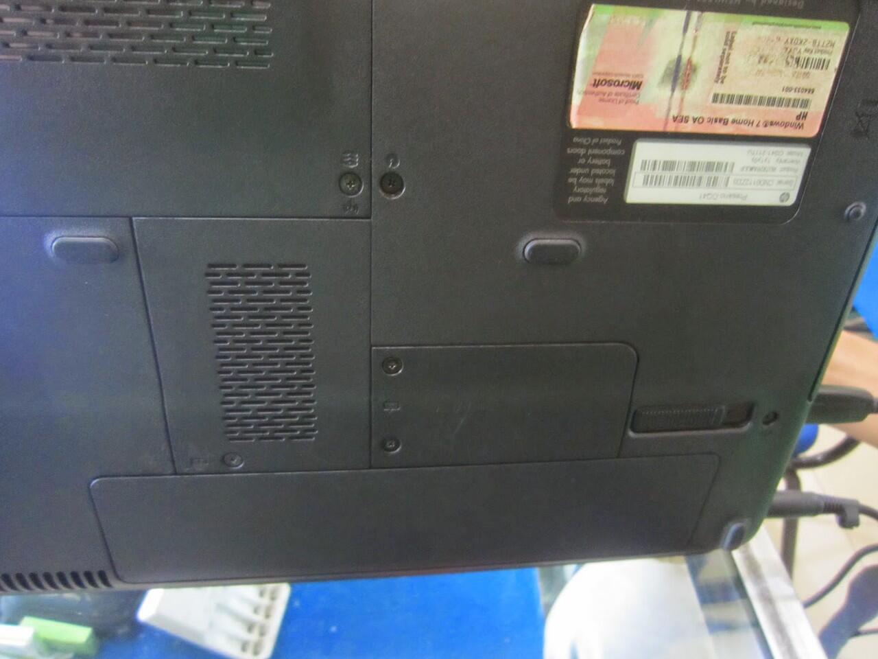 Compaq presario CQ41 core i3 murah disolo