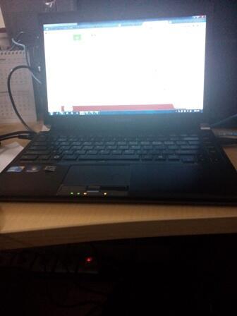 Dijual Cepat dan Murah Laptop Toshiba Portege R700 coreI5