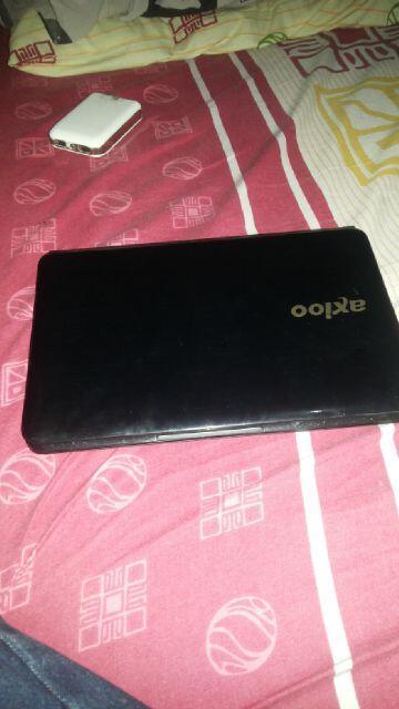 dijual notebook axioo bandung negoooo