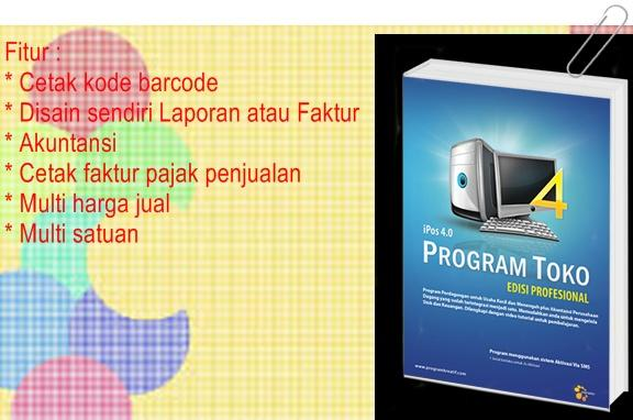 Software Program Toko Ipos 4.0