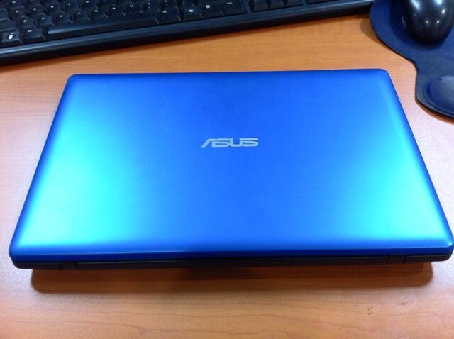 WTS : Notebook Asus X200 CA KOMPLIT+1 Bulan Beli