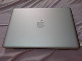 MACBOOK PRO 5.5 ... MID 2009 ... CORE2DUO 2,53GHz ... RAM 4G ... HDD 250G ... NVIDIA