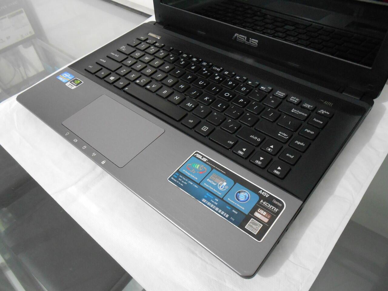 ASUS A45VD COREI3 SANDY NVIDIA 2GB || SURABAYA ||